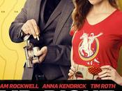 "Póster ""mr. right"" rockwell anna kendrick"