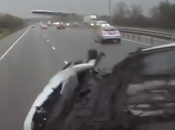 hace Viral accidente Inglaterra (Video)