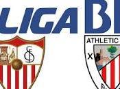 Sevilla Athletic Bilbao. final pondrá primera vuelta.