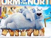 """Nuevo quad póster para """"norman norte (norm north)"""""""