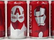 Marvel Coca-Cola hacen mancuerna spot para Super Bowl, incluye rediseños algunas latas