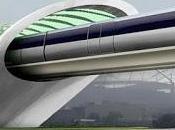 """'Hyperloop', tren supersónico """"eco-amigable"""""""