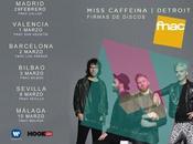 Miss Caffeina estrena single: escucha 'Detroit' blog