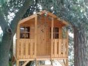 Casita madera Toby resultado instalación Dosrius (BARCELONA)
