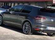 Prueba circuito Portimao Volkswagen Golf