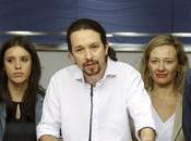 """Podemos desenmascara """"gran coalición"""" """"búnker"""""""