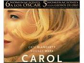 Carol, todd haynes: mirada deseo mundo infeliz