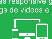 plantillas responsive gratuitas para blogs videos imágenes