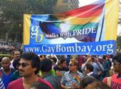 Mumbai celebra orgullo LGBT.
