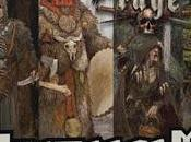 Blood Rage Místicos Midgard