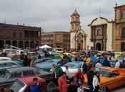 Celebran Mundial Auto Antiguo Luis Potosí