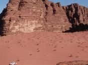 Wadi Rum: desierto rojo emociones