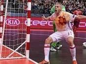 Mágico Ricardinho suficiente ante España (2-6)