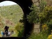 Recorre seis vías verdes provincia sevilla