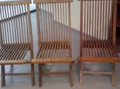 sillas jardín restauradas