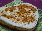 Lotus cheesecake crema nata caramelo