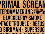 Azkena Rock Festival 2016: Primal Scream, Vintage Trouble, Supersuckers, Marky Ramone, Coup, Cobra...