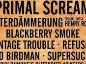 Azkena Rock Festival 2016: Primal Scream, Vintage Trouble, Supersuckers, Marky Ramone, Coup, Cobra...