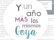 Premios Goya, repite misma historia