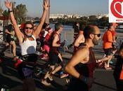 Donde leches echarte fotos Maratón Sevilla