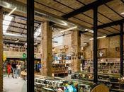 Raccoon Games, viejo almacén transformado santuario para cómics