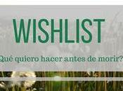 Wishlist