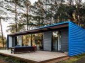 Nueva tendencia: casas-contenedores