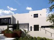 A-cero presenta proyecto reforma exterior para vivienda Madrid
