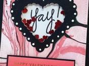 "February Card Simon Says Stamps: ""Tarjetas para Valentín"""