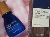 Review SAEM POWER AMPOULE HYDRA [JOLSE]
