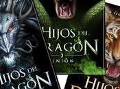 Sorteo #10: Trilogía Hijos dragón