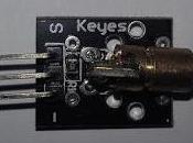 Robot láser controlado Joystick Analógico
