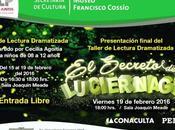 Taller lectura Dramatizada Museo Francisco Cossío
