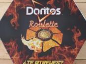 Probamos nuevos doritos roulette