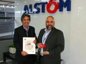 Alstom España reconocida como Employer 2016