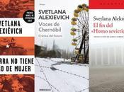 Casa Lector. Curso sobre Svetlana Alexievich, premio Nobel Literatura 2015
