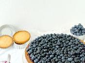 Pastel arándanos finlandés, sencillo delicioso mustikkapiirakka