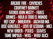 Chvrches, Slaves Love Lesbian unen nuevas confirmaciones Live 2016