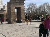 Madrid niños: templo Debod, trocito antiguo Egipto