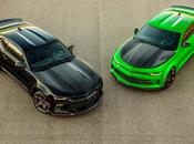 Chevrolet Camaro 2017. pack definitivo para