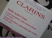 Multi-Active Jour Clarins, prevenir primeras arrugas