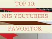 youtubers favoritos