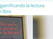 """Fundación Telefónica publica nuestra experiencia ladrona libros: gamificando lectura"""" explorador innovación."""