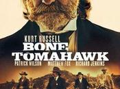 "Póster trailer español ""bone tomahawk"""