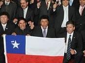 Confirman realización película ´Los mineros rescatados Chile