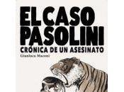 caso Pasolini. Crónica asesinato, Gianluca Maconi