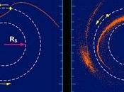 Saturno robó anillos antigua luna