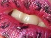 Paso paso labios leopardo pink