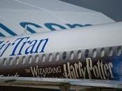 avión para Harry Potter fans