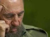 Lamenta Fidel Castro desmentir Bill Clinton sobre Haití audio)